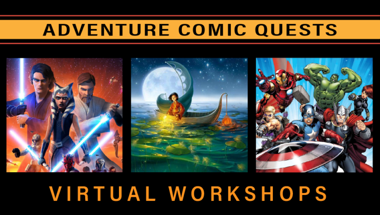 Bring To Life Your Imagination: Create A Comic HERO
